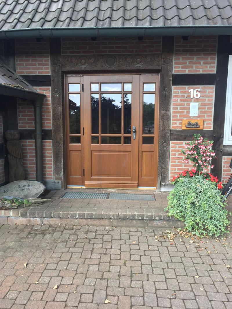 Haustüren von Cohrs Tischlerei aus Bad Fallingbostel